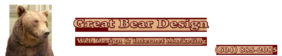 Great Bear Web Design