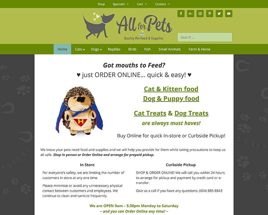 all-for-pets