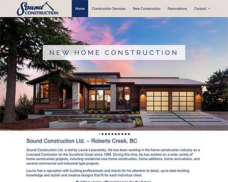 Sound Construction Ltd